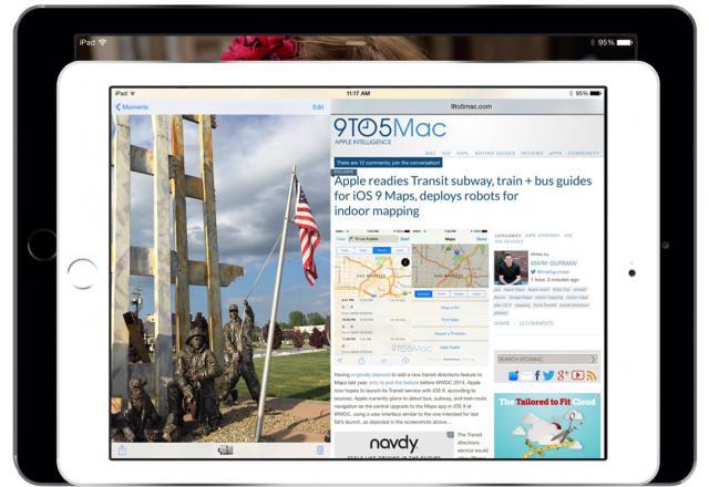 執行雙App模式的iPad終將來到?