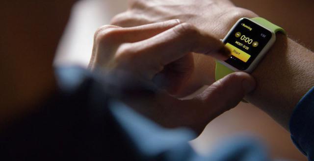 Apple Watch改變了用戶的健康習慣
