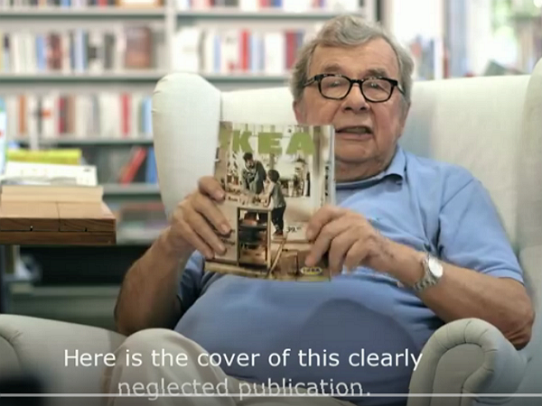 IKEA型錄指南累積發行破2.2億,他們請來德國文學評論家為你導讀這本型錄
