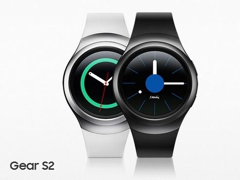圓圓的比較好!三星發表新一代圓形智慧錶 Gear S2,並可獨立打電話