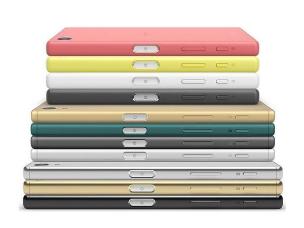 Sony 發表 Xperia Z5/Z5 Compact,4K 大螢幕 Z5 Premium 也一起來了