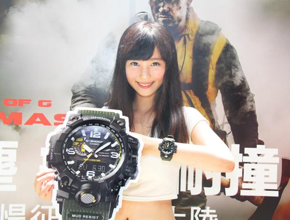 完全制霸!CASIO G-SHOCK強悍機能錶款GWG-1000體驗會活動花絮