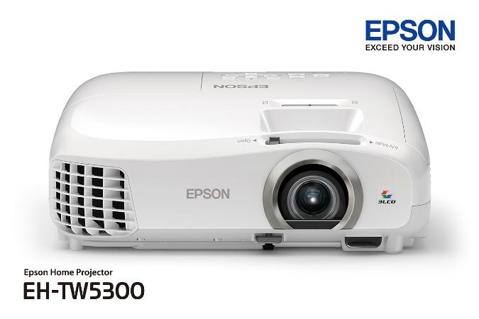 Epson 推出全新家用投影機 EH-TW5300 規格全面升級 精緻畫質 X 藍牙周邊 即享聲色視界