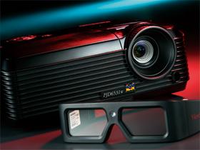 連投影機都有3D!ViewSonic PJD6531w(上)