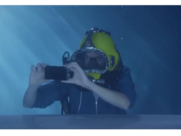 所以,Sony,你們的手機到底防不防水?