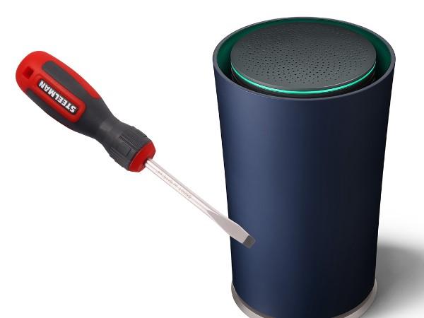 iFixit 分解 Google OnHub 無線路由器,看看裡面藏了什麼好料?