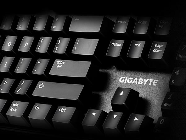 技嘉推出新款機械式電競鍵盤:Force K83,主打無上蓋邊框設計