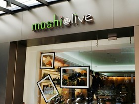 Moshi 全球首間專賣店開幕,宛若精品店的 3C 周邊購物體驗