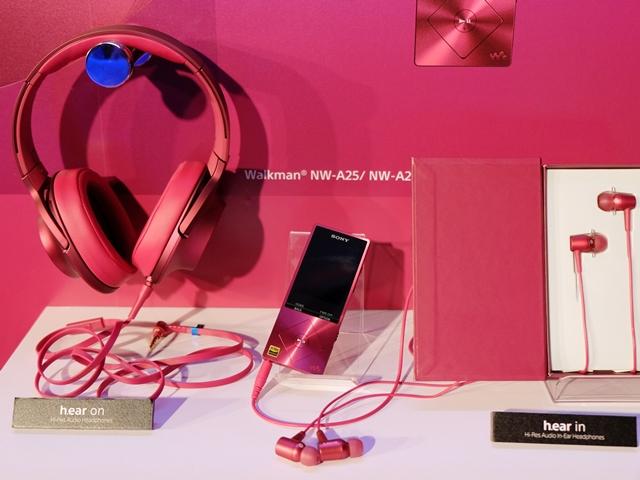 Sony Walkman 中高階新品 NW-ZX100 登台,讓隨身聽享有高解析音質