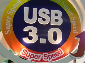 【Computex 2010】家家都有USB 3.0