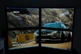 【Computex 2010】突變種Eyefinity,一張HD 5770輸出4螢幕