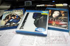 變型金鋼Blu-ray Disc版入手