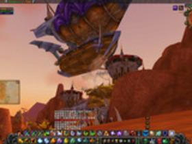 【魔獸世界(舊)】20090620藍帖:「翱翔」艾澤拉斯,不無可能?
