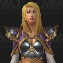 【魔獸世界(舊)】3.3部份新NPC模組:珍娜姐姐終於換衣服了