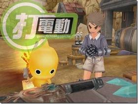 【展場特報】2009年東京電玩展台灣館(二)