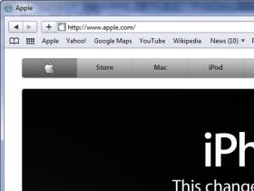 新Safari 5內建乖乖看書模式