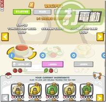 【Restaurant City】【餐城】料理與食材全分析