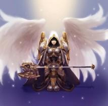 【魔獸世界】 官網新Fan Art:超級美的牧師