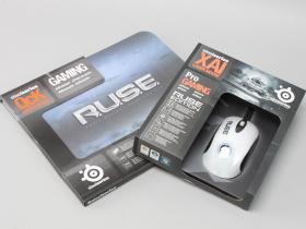 SteelSeries R.U.S.E.版滑鼠、鼠墊搶先用