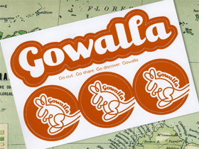 科技背包客,我用Gowalla寫遊記