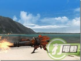 【魔物獵人 Frontier】【魔物獵人】武器特色:銃槍