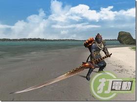 【魔物獵人 Frontier】【魔物獵人】武器特色:太刀