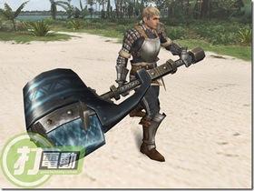 【魔物獵人 Frontier】【魔物獵人】武器特色:大鎚
