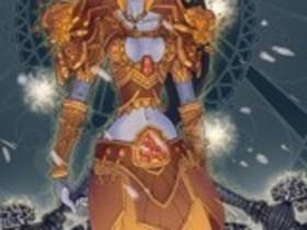 【魔獸世界】Fan Art:奈法莉雅Nefaria