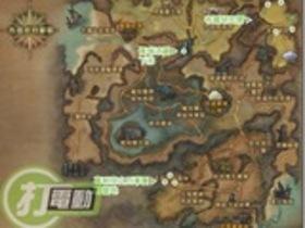 【AION永恆紀元】【永恆紀元】魔族「布魯斯特豪寧」寶箱地圖