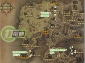 【AION永恆紀元】【永恆紀元】天族「英德爾地卡」寶箱地圖