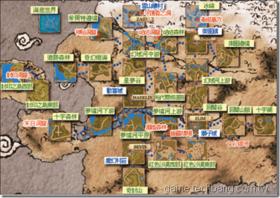【希望戀曲】【希望戀曲】低階練功地圖整理