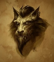 【魔獸世界】狼人的起源:阿魯高的故事