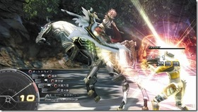【電視遊樂器】【遊戲介紹】Final Fantasy XIII
