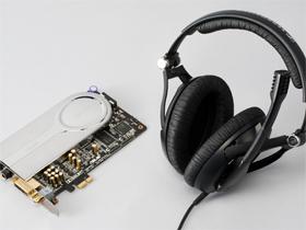 遊戲玩家的逸品:Asus Xonar Xense音效卡耳麥組