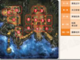 【中華英雄】【中華英雄】地圖資料-兩極龍泉岩