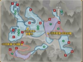 【劍狐傳奇】【劍狐傳奇】地圖與怪物-落雁崖