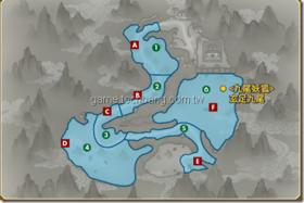 【劍狐傳奇】【劍狐傳奇】地圖與怪物-照日丘