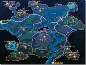 【勇者之歌】【勇者之歌】地圖資料-薩圖努帝國「雪之鄉」