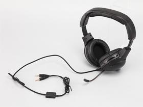 SteelSeries 7H,來人哪!把耳機切成四大塊帶走