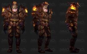 【魔獸世界(舊)】0127官方:T10鎧甲套裝護甲值變動