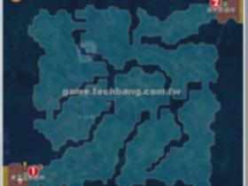 【XEN傳說】【XEN傳說】地圖攻略全集-肯特區域