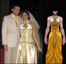 【魔獸世界】現實情侶舉辦魔獸式婚禮
