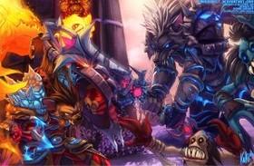【魔獸世界】Fan Art:狼人死騎與狼人薩滿