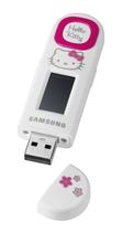 Samsung MP3 Player就愛繽紛卡哇咿!