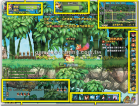 【QQ三國】【QQ三國】遊戲介面與特色系統