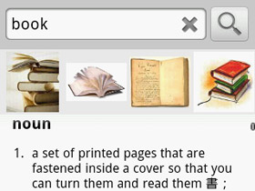 Android圖文字典 快速記憶英文單字