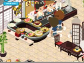 【Restaurant City】【餐城】日本現代風再掀波瀾