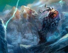 【魔獸世界】官網新Fan Art:讓瓦里安教你用盾牌猛擊!