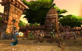 【魔獸世界】回音群島,食人妖的新手村!