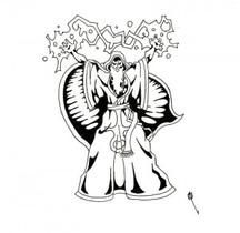 【魔獸世界】官網新手稿:魔獸爭霸一代設計原稿
